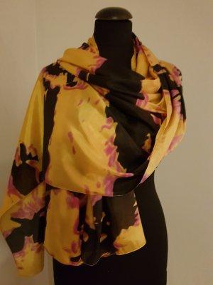 0039 Italy Silk Scarf multicolored
