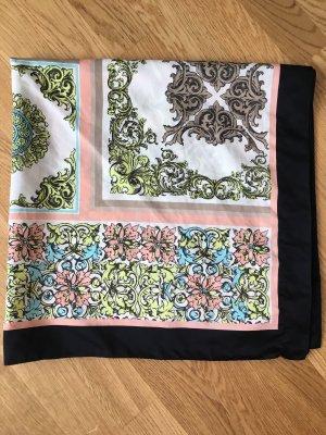 H&M Panno di seta multicolore