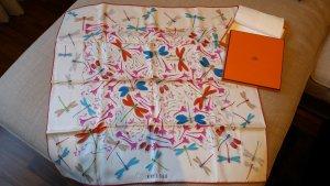 Seidentuch Hermes Dragonflies