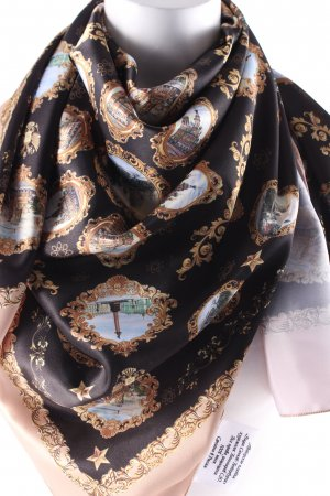 Silk Cloth multicolored elegant