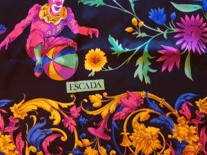 Escada Silk Scarf multicolored silk