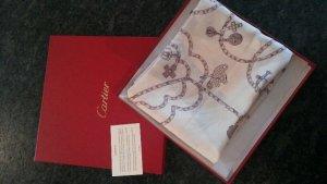 Seidentuch von Cartier