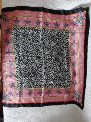 Cavalli Silk Cloth multicolored