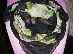 Chanel Panno di seta multicolore