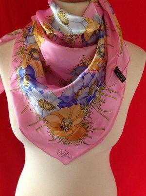 ae elegance Foulard en soie multicolore soie