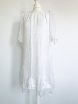 Phase eight Robe tunique blanc