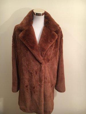 Seidenweicher Teddycoat