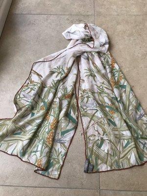 Codello Écharpe en soie multicolore