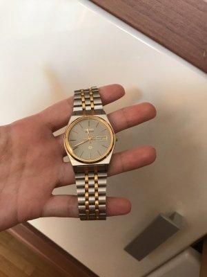 Seiko Horloge met metalen riempje veelkleurig