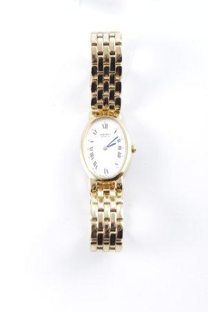 Seiko Uhr mit Metallband mehrfarbig klassischer Stil