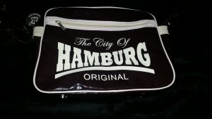 Seitentasche von Hamburg