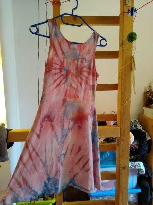 Even & Odd Robe Hippie rose-bleuet