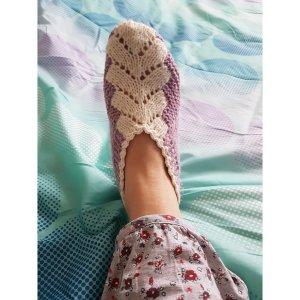 Selbstgestrickt/ Socken von Oma