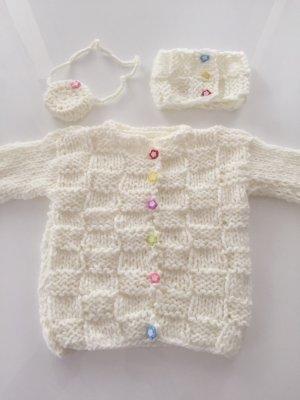*Selbstgestrickt* Wahrer Traum aus Wolle für Babys