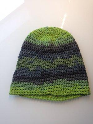 Gorra verde Algodón
