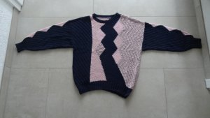 Selbstgestrickter Pullover Gr. 44/46