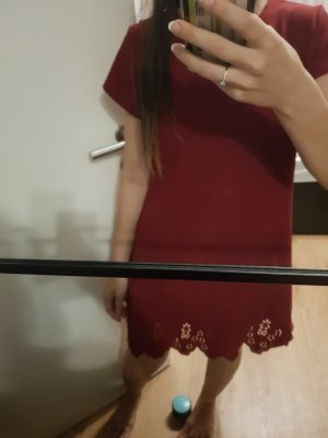 Select rotes kleid (38)