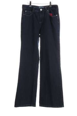 Select Stretch Jeans blau Business-Look