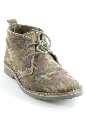Selected Desert Boots Camouflagemuster