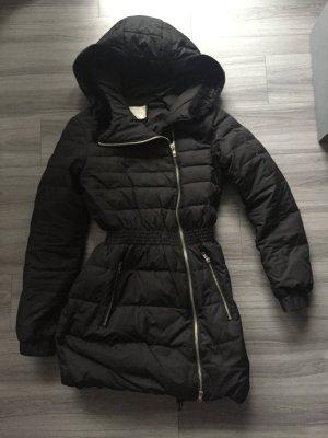 Selected Femme Winterjas zwart