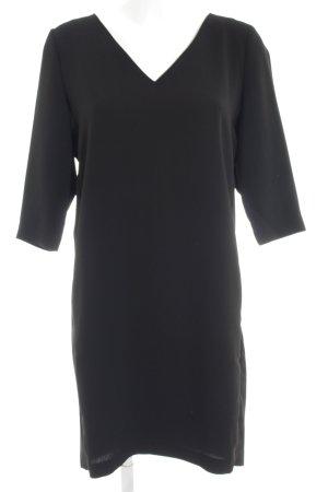 Selected Femme A-Linien Kleid schwarz Elegant