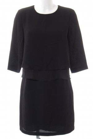 Selected Femme Abendkleid schwarz Business-Look