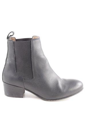 Selected Femme Low boot noir style d'affaires