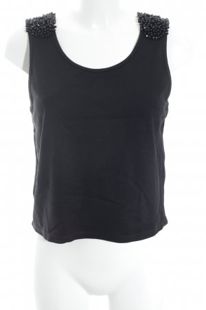 Selected Femme Basic Top schwarz Casual-Look