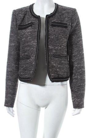 Selected Femme Blazer schwarz-weiß Elegant