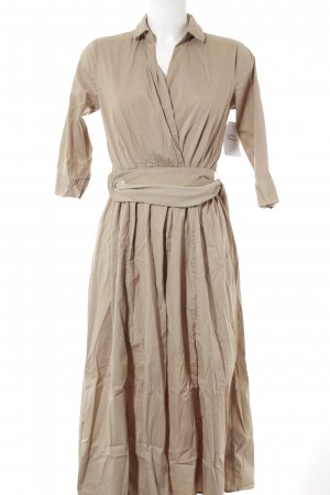Selected Femme Blusenkleid beige Casual-Look