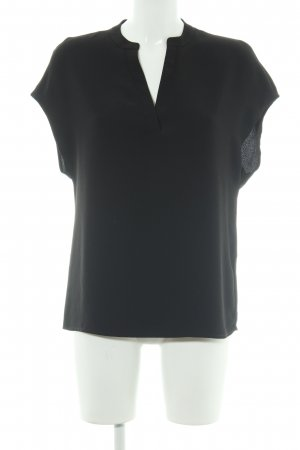 Selected Femme Blusentop schwarz Casual-Look