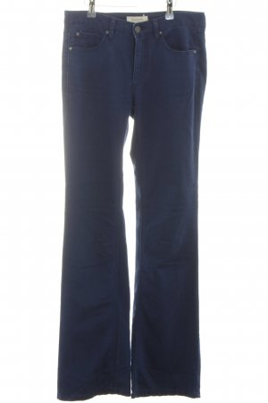 Selected Femme Boot Cut Jeans blau Casual-Look