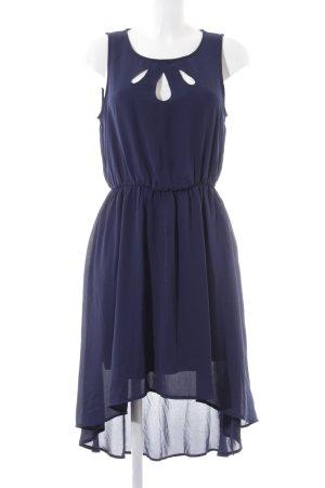 Selected Femme Cocktailkleid blau Elegant