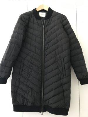 Selected Femme Abrigo de plumón negro