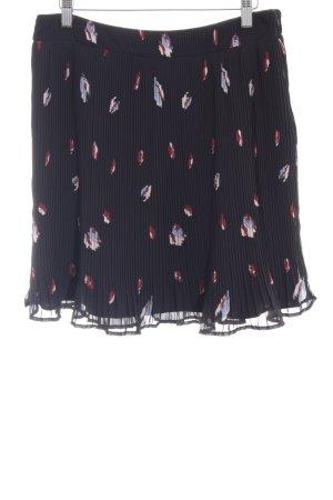 Selected Femme Plaid Skirt black casual look