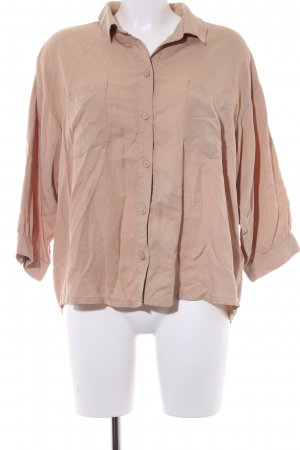Selected Femme Hemd-Bluse camel Casual-Look