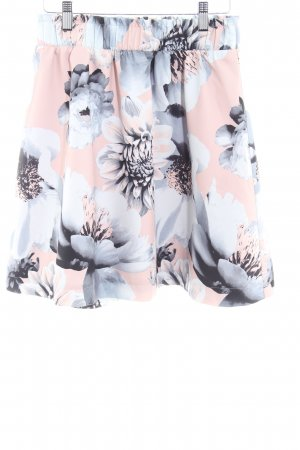 Selected Femme High Waist Skirt floral pattern casual look