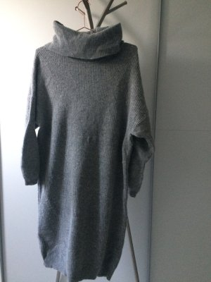 Selected Femme hochwertiges Strickkleid, Alpaka
