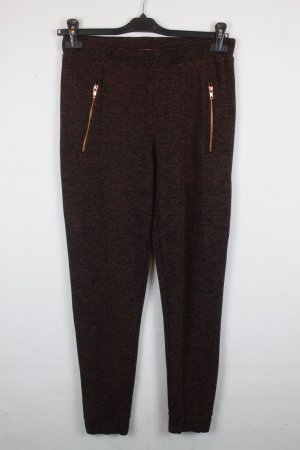 Selected Femme Hose Sweatpants Gr. L dunkelrot