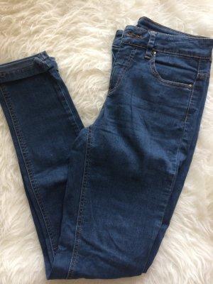 Selected Femme Jeans 38 M blau Röhre Skinny Hose