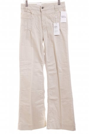 Selected Femme Jeans hellbeige meliert Casual-Look