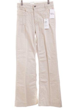 Selected Femme Jeans hellbeige meliert Casual-Look