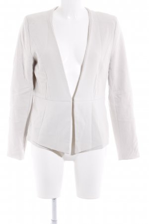 Selected Femme Blazer in jersey crema stile casual