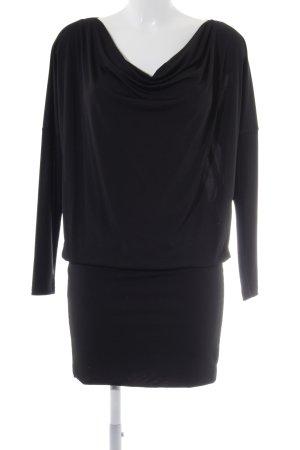 Selected Femme Jerseykleid schwarz Casual-Look