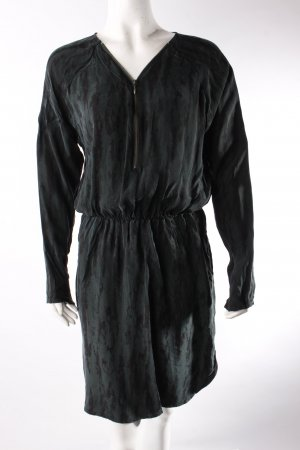 Selected Femme Kleid dunkelgrün