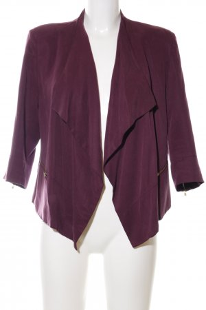 Selected Femme Kurz-Blazer rot Casual-Look