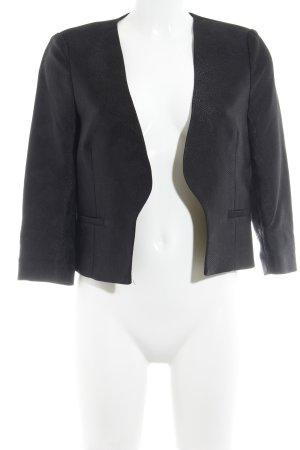Selected Femme Kurz-Blazer schwarz Business-Look