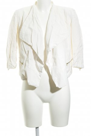 Selected Femme Kurz-Blazer weiß Casual-Look
