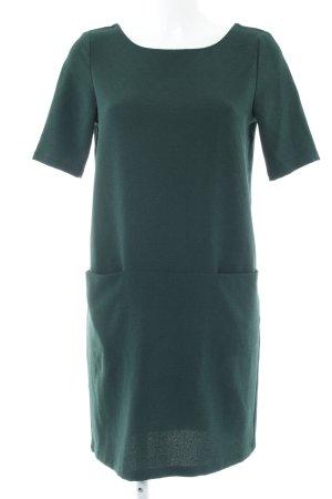 Selected Femme Kurzarmkleid waldgrün Business-Look
