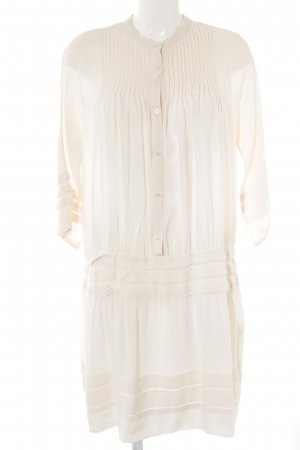 Selected Femme Langarmkleid creme Casual-Look